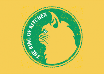 The King of Kitchen t shirt designs for sale