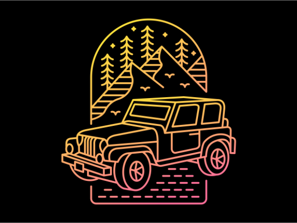 My Jeep My Adventure t shirt designs for sale