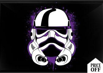 Trooper t shirt designs for sale