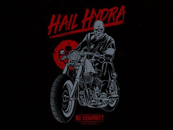 darkside Graphic t-shirt design