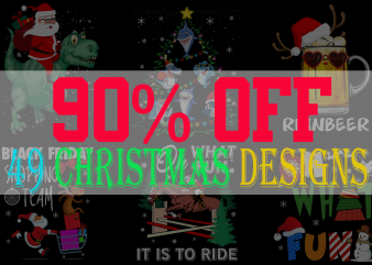 SPECIAL CHRISTMAS BUNDLE PART 4- 49 EDITABLE DESIGNS – 90% OFF-PSD and PNG – LIMITED TIME ONLY!