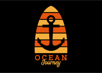 Ocean Journey t shirt design online