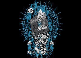 Joker Vector t-shirt design