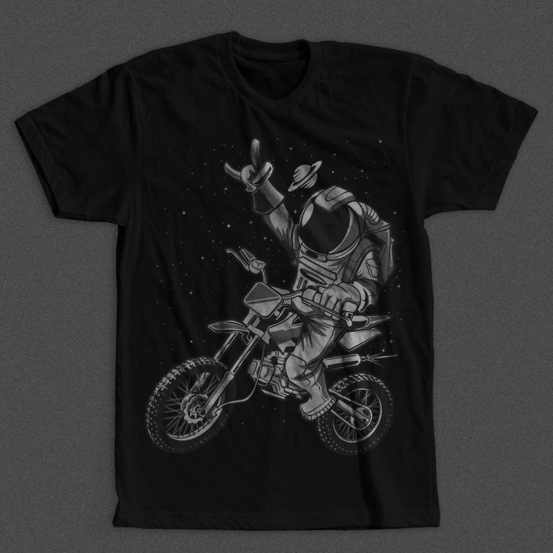 Astro Motocross buy t shirt design
