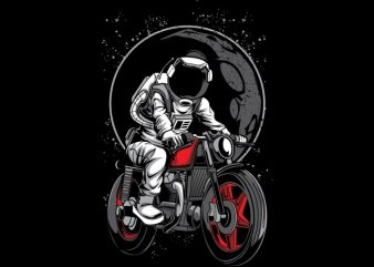 Astro Rider buy t shirt design