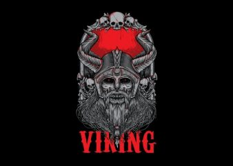 Viking v2 T-Shirt Design buy t shirt design