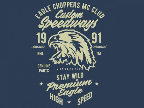 Custom Speedways Premium Eagle BTD 600x450 - Custom Speedways Premium Eagle buy t shirt design
