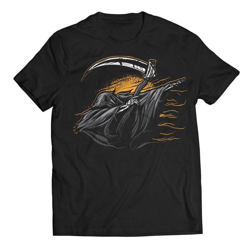 Dabbing Reaper buy t shirt design