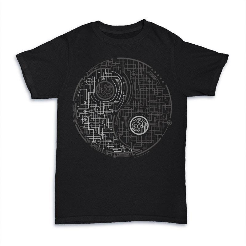 Electric Balance buy t shirt design