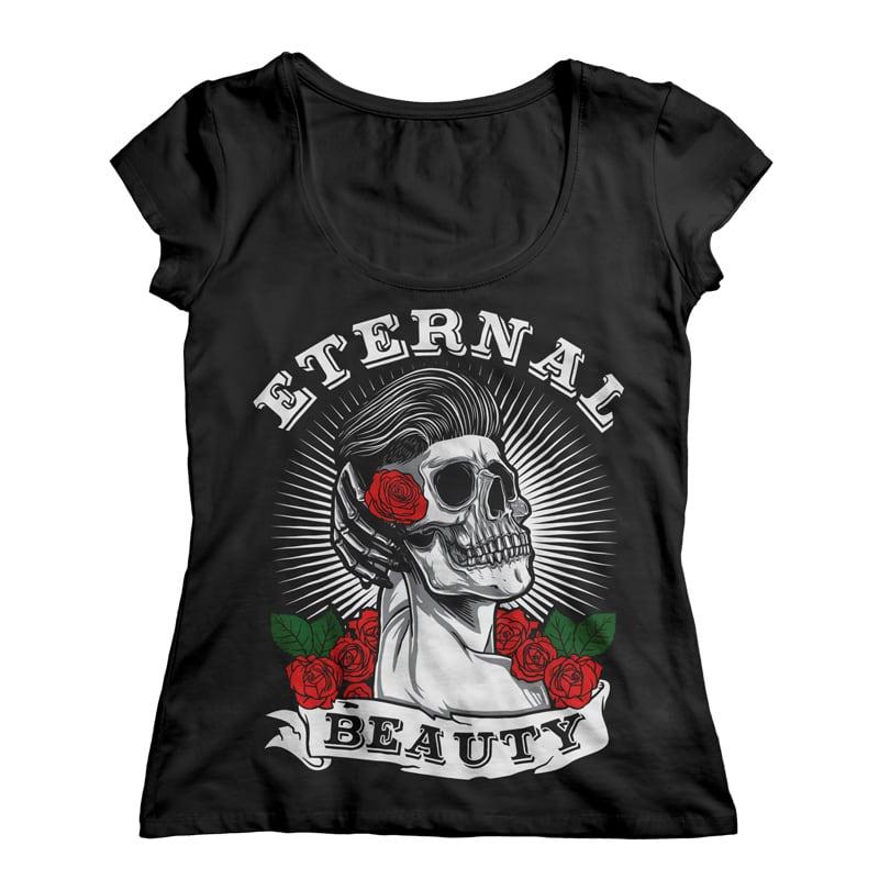 Eternal Beauty buy t shirt design