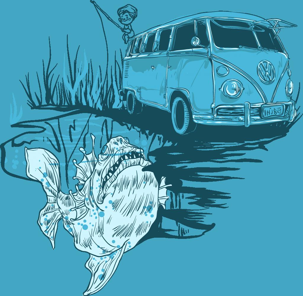 Go fishing buy t shirt design