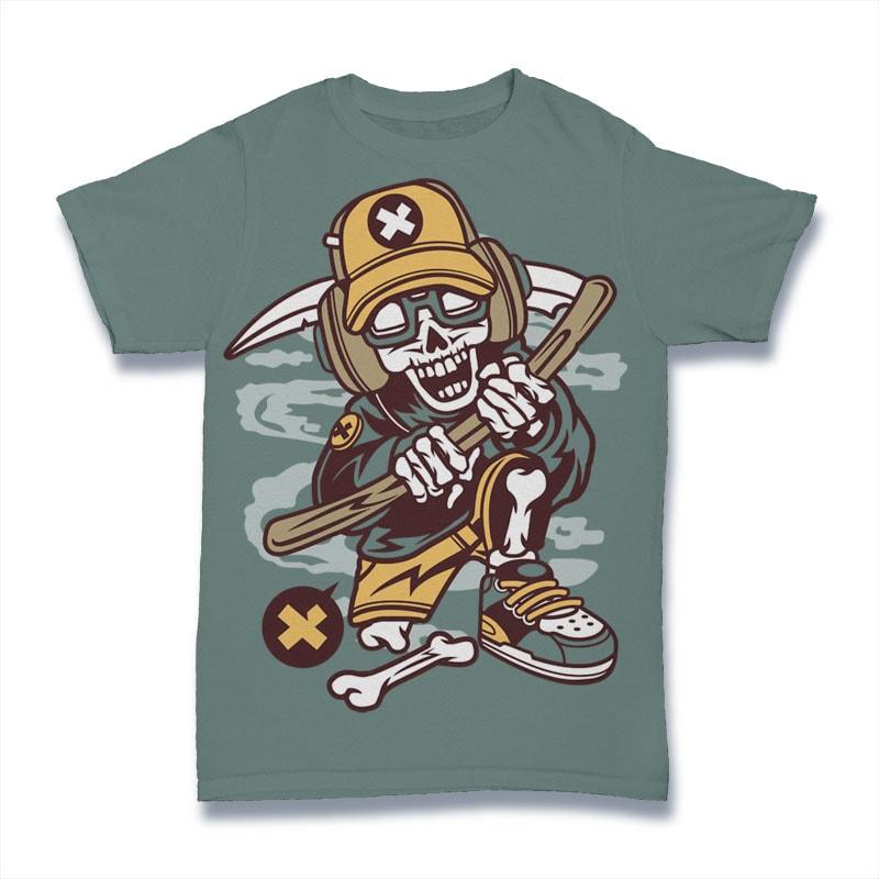 Hip Reaper buy t shirt design