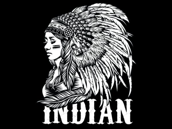 Native American Woman 600x450 - Native American Women buy t shirt design