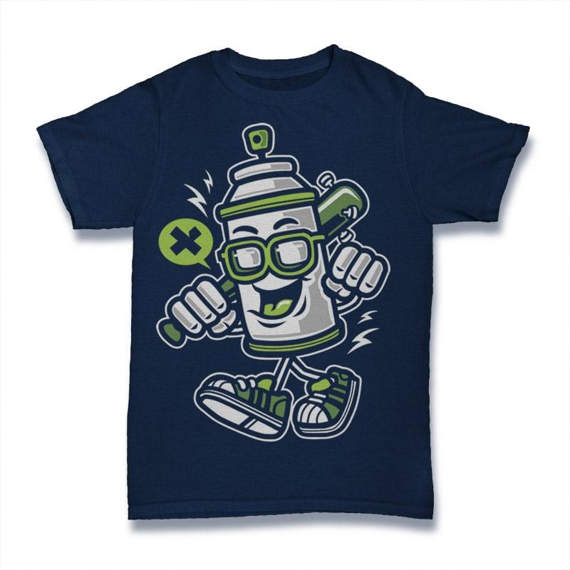 Paint Spray Cane Bastard buy t shirt design