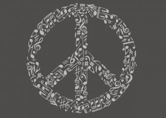 Rhyme In Peace t shirt design online