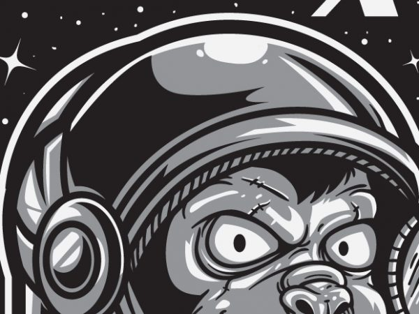 Mission X – Space Ape t shirt designs for sale