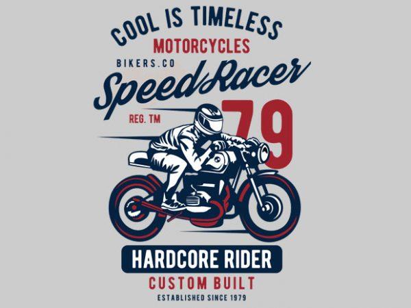 Speed Racer Motorcycles buy t shirt design