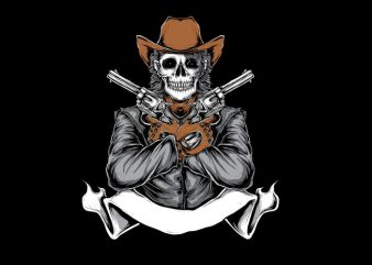 WILDWEST buy t shirt design