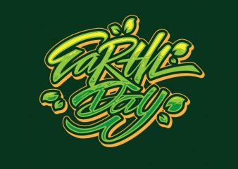 EARTHDAY1 buy t shirt design