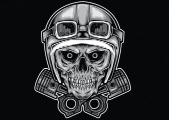 RIDER SKULL buy t shirt design