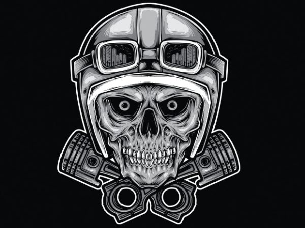 Untitled 4 2 600x450 - RIDER SKULL buy t shirt design