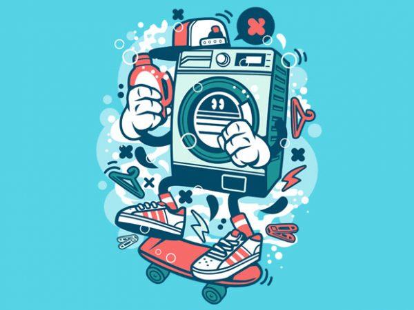 Washing Machine buy t shirt design