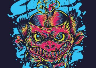 Alien Monster buy t shirt design