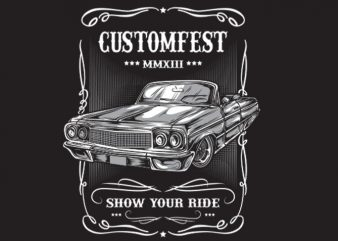 CLASSIC CARS buy t shirt design