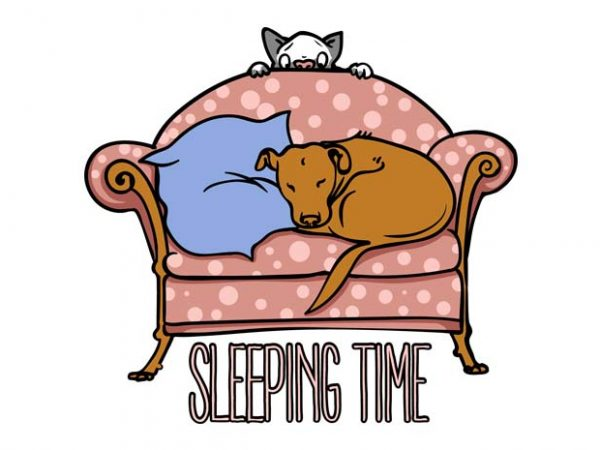 Sleeping time buy t shirt design