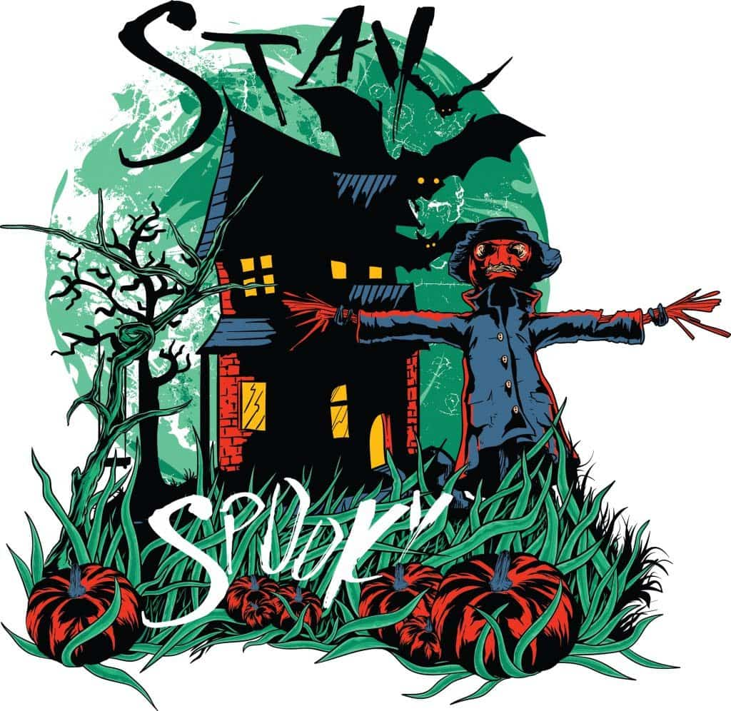Stay spooky buy t shirt design