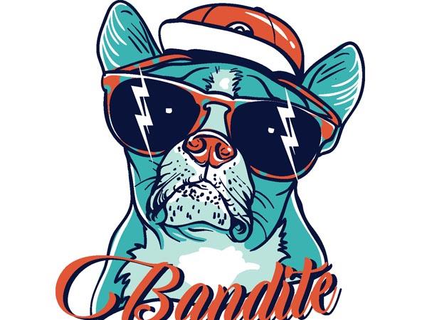 Bandite buy t shirt design
