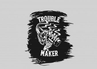 Trouble Maker buy t shirt design