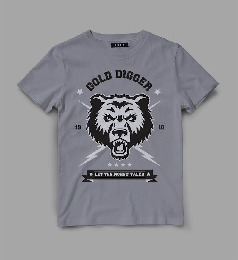 digital printing t-shirts