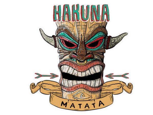 897df2cc Hakuna matata- Best T-shirt Design