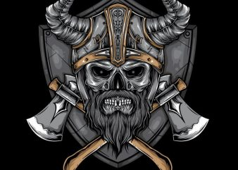 valhalla t shirt vector art