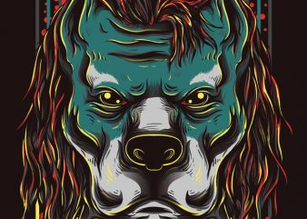 Handsome Pitbull buy t shirt design