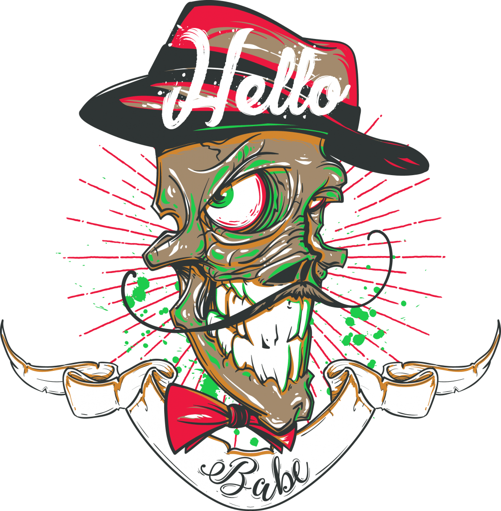 Hello babe! buy t shirt design