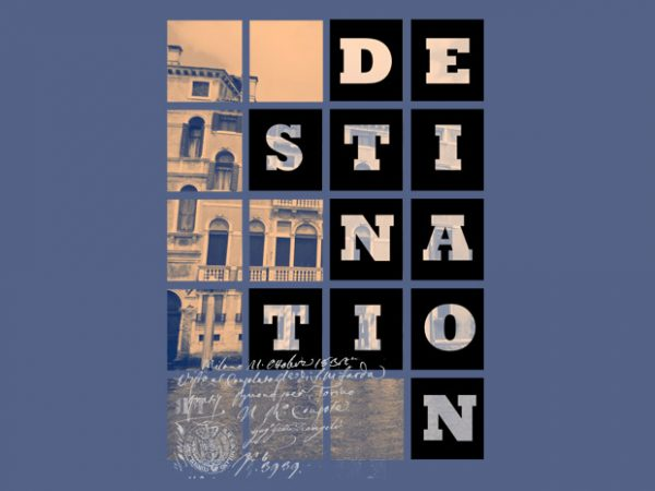 Destination buy t shirt design