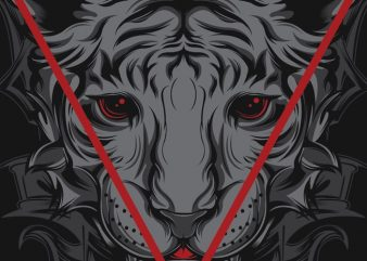 Resurgence Tiger buy t shirt design