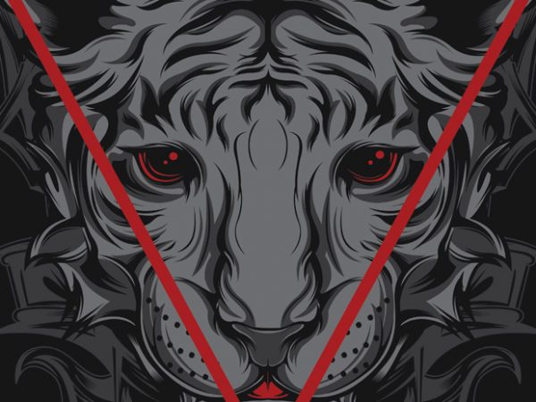 resurgence tiger 1 600x450 - Resurgence Tiger buy t shirt design