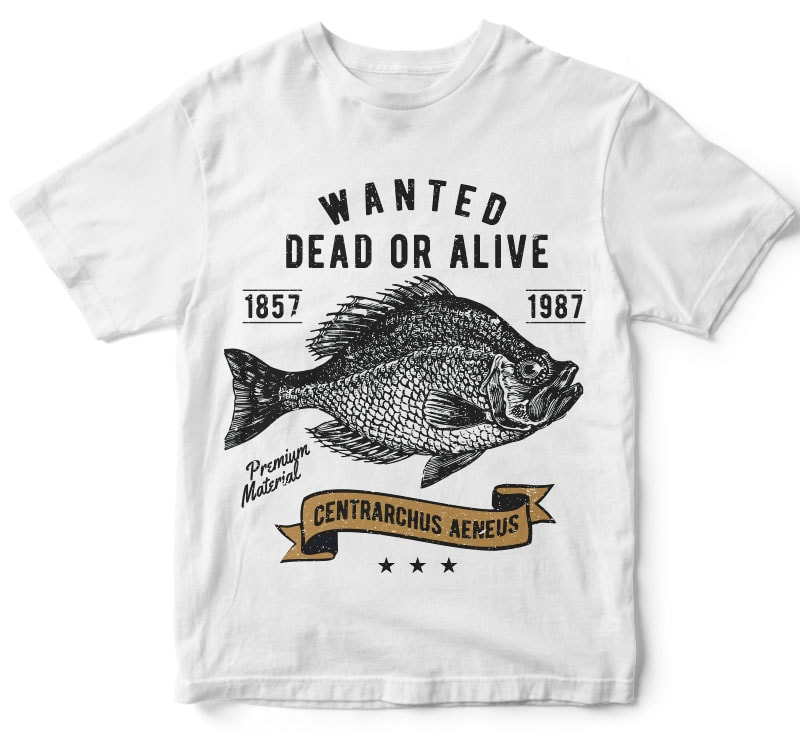 fish t shirt design buy t shirt design